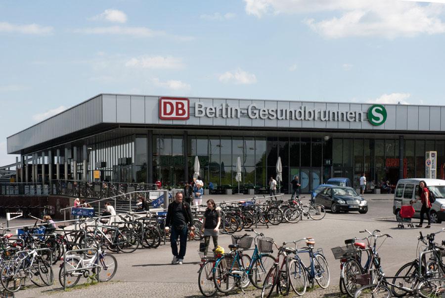 Zp Planungsgesellschaft Mbh Bahnhof Berlin Gesundbrunnen